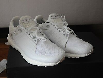 official photos 345cc 1a999 Porsche Design Sport ADIDAS Ultra Boost Trainer White leather 9.5 US   9 UK