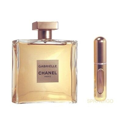 5ml Travel Atomizer & Sample of GABRIELLE by Chanel *2017 NEW LAUNCH*