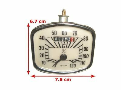 Good New Vs 0-120 Km/hr Speedometer Veglia For Vespa Spare Parts