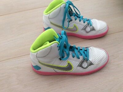pretty nice 5335a 131e6 Nike womens Son Of Force Mid Trainers 616303 100 Sneakers Shoes Size 10 42