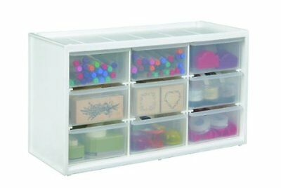 ArtBin Store-In-Drawer Cabinet-14.375X6X8.675 Translucent