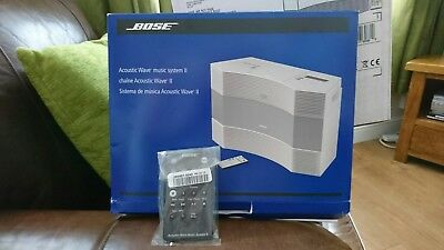 Bose Acoustic Wave Music II Audio Shelf System