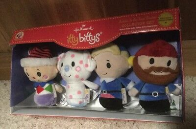 Hallmark ITTY BITTY'S (Rudolph the Red Nose Reindeer COLLECTOR Set) NEW