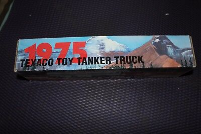 Texaco Toy Tanker Truck Vintage  Collectible Toys Nib Free Shipping