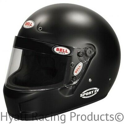Bell Sport EV Auto Racing Helmet - Snell SA2015 (IN-STOCK)