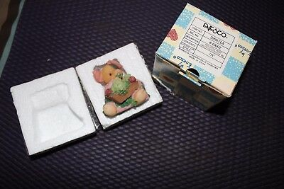 Enesco This Little Piggy Figurine 299871A Decor  Nib Free Shipping