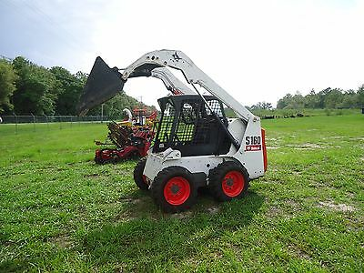 2011 Bobcat S160 Skid Steer Loader, Kubota Diesel Engine, Ready to Work!