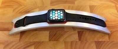 IWATCH CHARGING DOCK gold/white