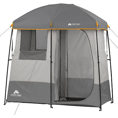 Portable Pop Up Tent Bathroom Toilet Non Instant Changing Shower Room Camping XL