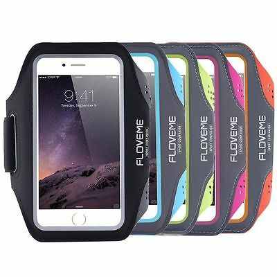 Gym Running Jogging Outdoor Sports Armband Holder For Apple iPhone Mobile Phones