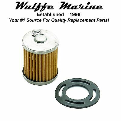 """Fuel Filter For Mercruiser 4, 6 Cyl """"Bowl Facing Up"""" Rplcs 35-49088Q2, 18-7860"""