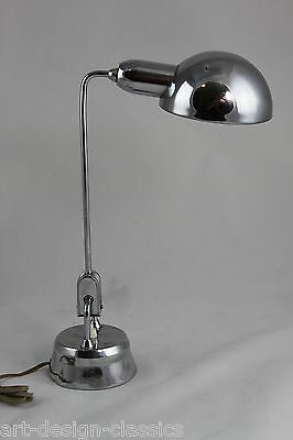 ART DECO Tischlampe - Design: Charlotte Perriand - JUMO  Lampe - desk lamp