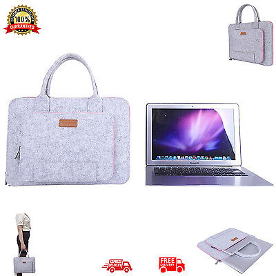 """Portable Laptop Bag Case 15.6"""" Pouch Sleeve With Handle Notebook Computer NEW"""