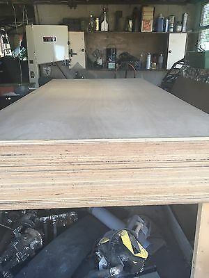 5.5/6mm Plywood Sheets 1220x2440m  wpb