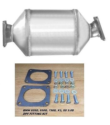 Bm11030 Exhaust Diesel Particulate Filter / Dpf - Oe Quality With Fitting Kit