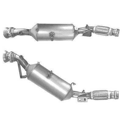 BM11104H Exhaust DPF Diesel Particulate Filter