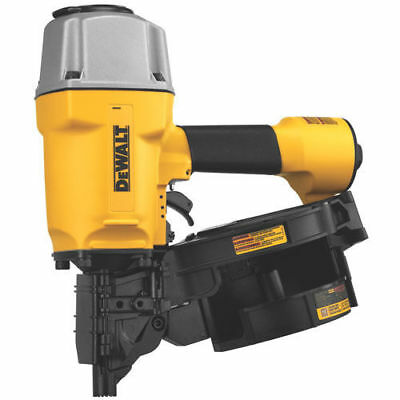 "DEWALT 15-Degree 3-1/4"" Coil Framing Nailer DW325CR Reconditioned"