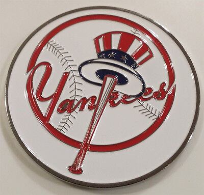 New York Yankees Military Appreciation Challenge Coin (non NYPD)