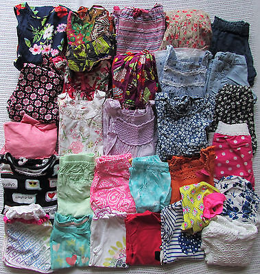 Bulk Girls Size 1/12-18m Summer Clothes Target Origami Seed Sprout Esprit Bonds