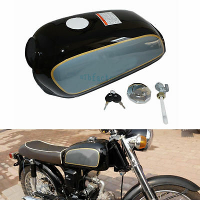 1x High quality Fuel tank for honda benly CD50 CD70 with fuel stop & petrol cap