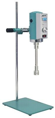 Lab Homogenizer Disperser Mixer AD300L-H 300-18000rpm Digital Display