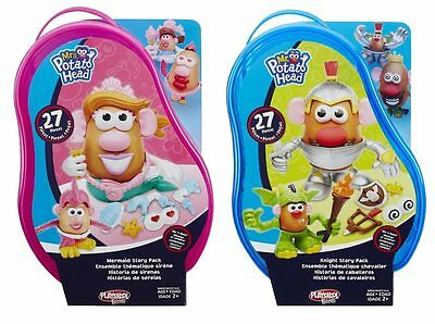 Mr Mrs Potato Head Theme Container (new version of Silly Suitcase Set) Hasbro...