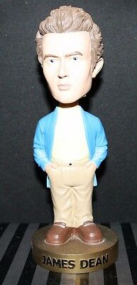 James Dean Blue Jacket Bobblehad BIG CHIP (out of box)