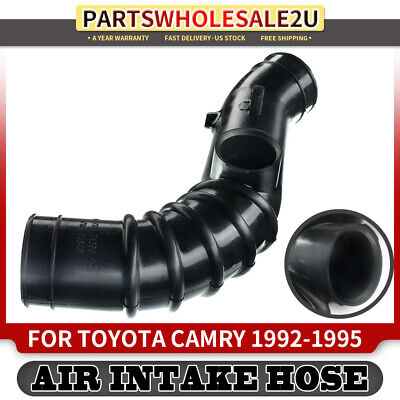 Air Intake Hose Cleaner Tube for 92-95 Toyota Camry 2.2L DX LE XLE 17881-74390