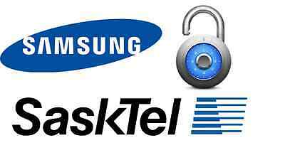 Unlock code for Samsung Galaxy S7, S8, S8 plus locked to SaskTel Canada