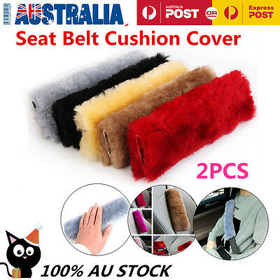 Child Kid Car Vehicle Seat Belt Harness Shoulder Pad Cover Cushion Head Support