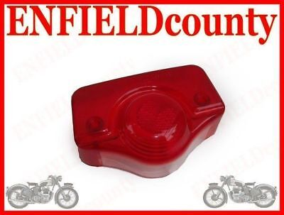 New Royal Enfield Bullet Rear Tail Light Lens @aud