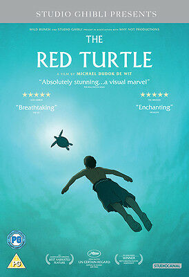 The Red Turtle [DVD]