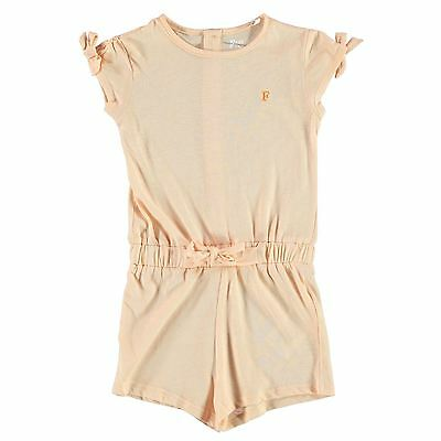 French Connection Kids Bow Playsuit New