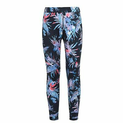 USA Pro Training Tights Junior Girls Kids
