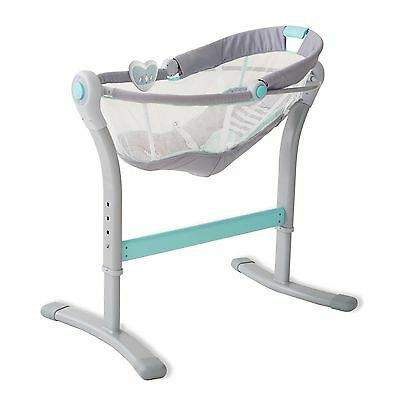 SwaddleMe By Your Bed Sleeper in Grey