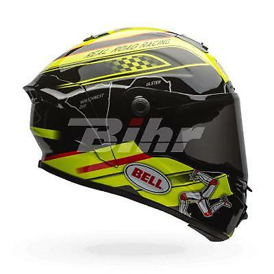 BELL Casco integral STAR ISLE OF MAN