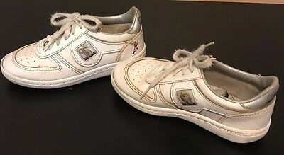 Vintage 80s 1984 Youth Kids He-Man Shoes Masters Of The Universe Cartoon Mattel