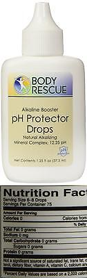 Peelu Body Rescue Ph Protector Drops 1.25 Fl Oz 37.5 Ml Ear Irritations New