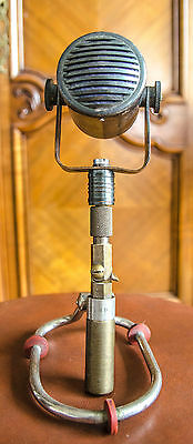 Vintage Microphone MELODYNAMIC Melodium Paris