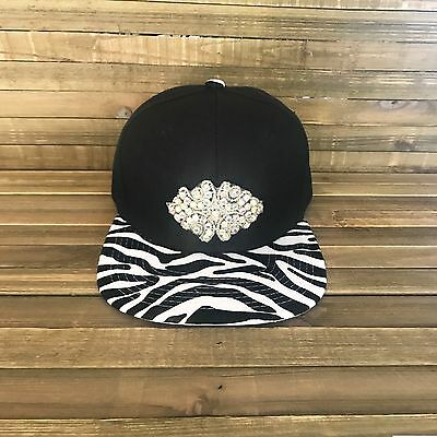 a99076a6e0a WOMEN S FLAT BILL Zebra Trucker Hat