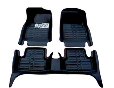 Floor Mats Floor Liner For Ford Escape 2012 2013 2014 2015 2016 2017 All-Weather