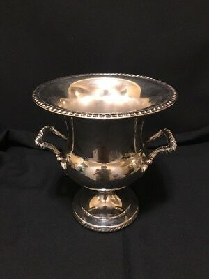 Vintage William Rogers Silver Plated Champagne Bucket