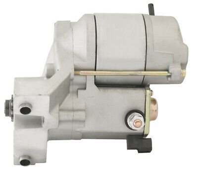 STARTER MOTOR 12V 1.4KW 9TH CW to Suits: Holden Jackaroo, Rodeo