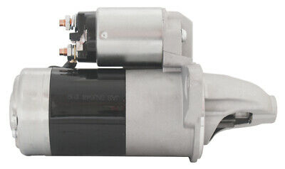 Starter Motor 12V 1.4KW 9TH CW Suits: Subaru Forester, Liberty Outback (Auto Tra