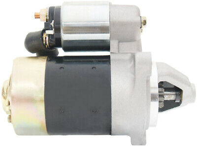 Starter Motor 12V 0.8KW 8TH CCW Suits: YANMAR