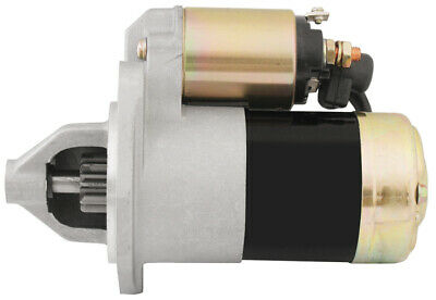Starter Motor 12V 1.4KW 9TH CW Suits: Iseki Tractor
