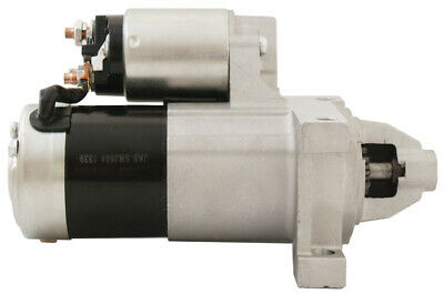 STARTER MOTOR 12V 1.4KW 10TH CW Suits: Holden Commodore VT-VY V8