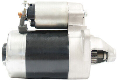 Starter Motor 12V 1.0KW 9TH CW Suits: Holden Gemini, Jackaroo, Rodeo