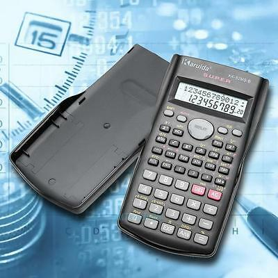 82MS-A LCD Digital Multifunctional Scientific Calculator for Mathematics