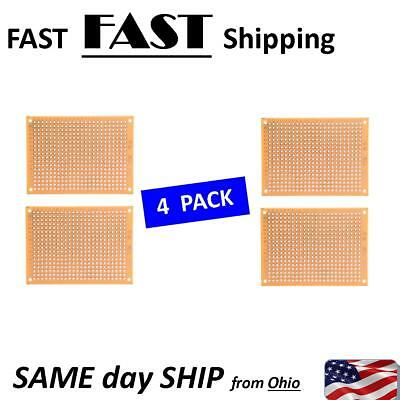 blank circuit board - 4 PACK - small PCB blank circuit board part